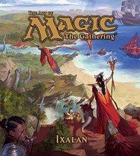 The Art of Magic: The Gathering - Ixalan (Hardcover)