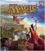 The Art of Magic: The Gathering - Ixalan (Hardcover)