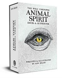 The Wild Unknown Animal Spirit Deck and Guidebook (Official Keepsake Box Set) (Hardcover)