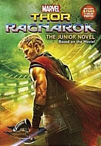 [중고] Marvel's Thor: Ragnarok: The Junior Novel (Paperback)