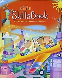 Write Source: Student Edition Skills Book Grade 3 (Paperback)