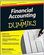 Financial Accounting for Dummies (Paperback)