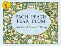 Each Peach Pear Plum (Paperback, 영국판)