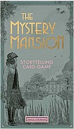 The Mystery Mansion : Storytelling Card Game (Cards)
