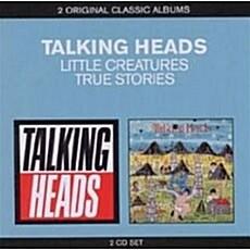 [수입] Talking Heads - Little Creatures & True Stories [2 Original Classic Albums]