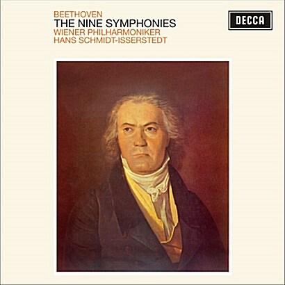 베토벤 : 교향곡 전곡 [5CD] [인터내셔널 절판반 단독 제작 판매 500장 넘버링 한정반]