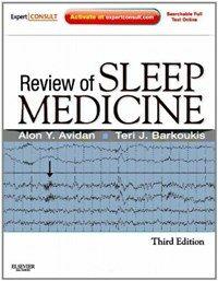 Review of sleep medicine 3rd ed