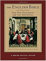 English Bible Volume 2-KJV-New Testament and Apocrypha (Paperback, Norton Critical)