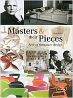 Masters + Their Pieces: Best of Furniture Design (Hardcover)