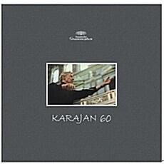 [중고] 카라얀 60 [1960년대 DG 관현악 녹음집- 82CD/320p 해설지 포함]