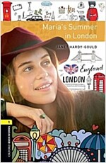 Oxford Bookworms Library: Level 1:: Maria's Summer in London : Graded readers for secondary and adult learners (Paperback, 3 Revised edition)