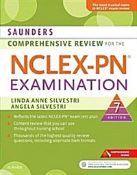 Saunders Comprehensive Review for the Nclex-Pn(r) Examination (Paperback, 7)