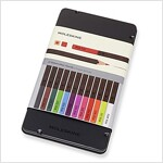 Moleskine Naturally Smart, Colored Pencil Set, 12 Pieces (Other)