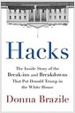 [중고] Hacks: The Inside Story of the Break-Ins and Breakdowns That Put Donald Trump in the White House (Hardcover)