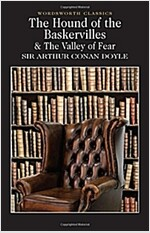 The Hound of the Baskervilles & The Valley of Fear (Paperback, New ed)