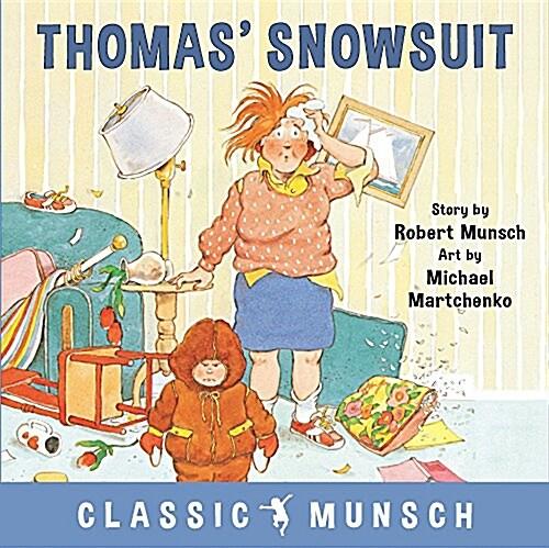 Thomas Snowsuit (Paperback)