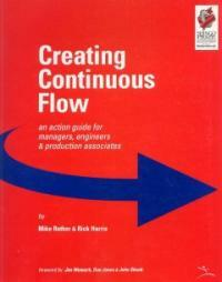 Creating Continuous Flow (Paperback, Spiral)
