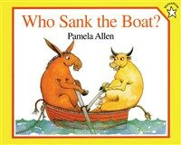 Who Sank the Boat? (Paperback)