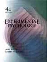 Experimental Psychology (Hardcover)