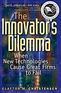 The Innovators Dilemma (Hardcover)