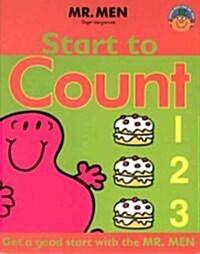 [중고] Start to Count (Paperback, ACT, CSM)