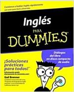 Ingles Para Dummies [With CDROM] (Paperback)