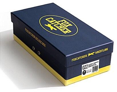 [블루레이] 폭스캐처 : 1,050 세트 스틸북 디럭스 박스 한정판