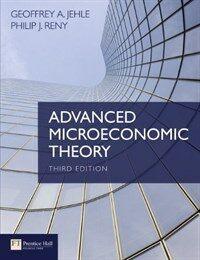 Advanced Microeconomic Theory (Paperback, 3 ed)