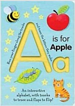 A is for Apple (Board Books)