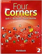 Four Corners Level 2 Workbook (Paperback)