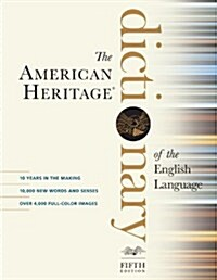 The American Heritage Dictionary of the English Language (Hardcover, 5)
