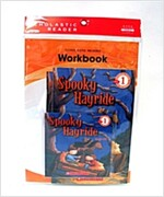 Scholastic Leveled Readers 1-7 : Spooky Hayride (Book + CD + Workbook)