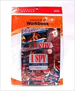 Scholastic Leveled Readers 1-8 : I Spy I Love You (Book + CD + Workbook)