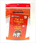 Scholastic Leveled Readers 1-9 : I'm No Turkey! (Book + CD + Workbook)