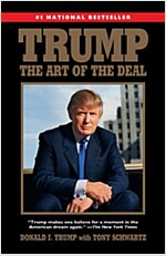 Trump: The Art of the Deal (Mass Market Paperback, International)