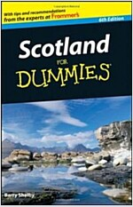 Scotland For Dummies (Paperback, 6th Edition)