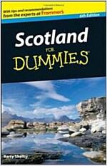 Scotland for Dummies 6e (Paperback, 6)