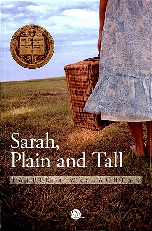 Sarah, Plain and Tall 사라, 플레인 앤 톨 (영어원서 + 워크북 + MP3 CD 1장)