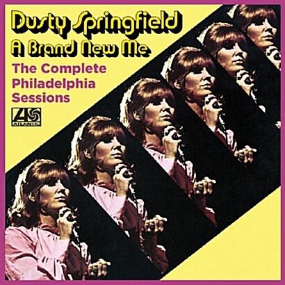 [수입] Dusty Springfield - The Complete Philadelphia Sessions: A Brand New Me