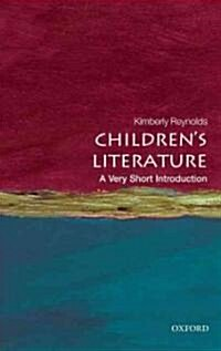 Childrens Literature: A Very Short Introduction (Paperback)