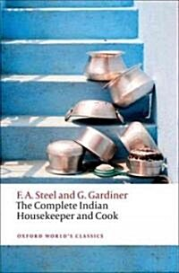 The Complete Indian Housekeeper and Cook (Paperback)