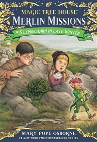 Merlin Mission #15 : Leprechaun in Late Winter (Paperback)