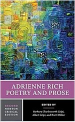 Adrienne Rich: Poetry and Prose (Paperback)