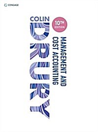 Management and Cost Accounting (Paperback, 10 ed)