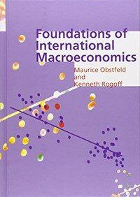 Foundations of International Macroeconomics (Hardcover)