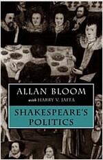 Shakespeare's Politics (Paperback, Revised)