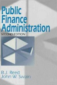 Public finance administration 2nd ed