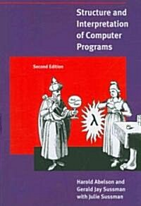 Structure and Interpretation of Computer Programs (Paperback, 2)