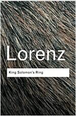 King Solomon's Ring (Paperback)