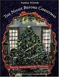 The Night Before Christmas (Paperback, 1st)